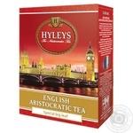 Чай чорний особливо крупнолистовий Англійський Аристократ Hyleys 250г