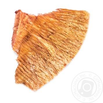 Кальмар филе в арахисовом масле солено-сушеное - купить, цены на Novus - фото 1