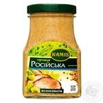 Горчица Kamis Русская 180г