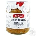 Santolino Sun Dried Tomatoes Bruschetta 212ml