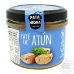 Паштет из тунца Gourmet Cazorlа Pata Negra 110г - купить, цены на Novus - фото 1