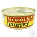 Паштет Онісс Московський 100г