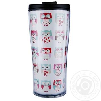 Travel mug Herevin for a liquid 440ml - buy, prices for Novus - image 1