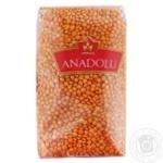 Чечевица красная футбол Anadolu 500г - купить, цены на Novus - фото 1