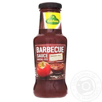 Kuhne Barbecue sauce 250ml - buy, prices for Novus - image 1