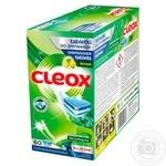 Таблетки для посудомоечной машины Cleox 60шт