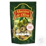 Maestro De Oliva Pitted Olives 175g
