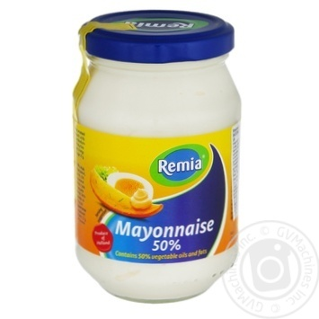 Remia mayonnaise 50% 250ml - buy, prices for CityMarket - photo 1