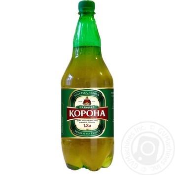 Пиво ППБ Галицкая Корона светлок 4,6% 1,2л - купить, цены на Фуршет - фото 5
