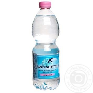 Вода Сан Бенедетто негазированная 0,5л - купить, цены на Novus - фото 1