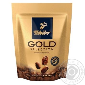 Кофе Tchibo Gold Selection растворимый 75г - купить, цены на Novus - фото 1