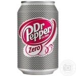 Beverage Dr.pepper non-alcoholic 330ml can - buy, prices for MegaMarket - image 1