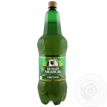 White Bear Light Beer 4.9% 1.8l - buy, prices for Furshet - image 2