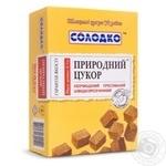 Сахар Солодко быстрорастворимый прессованный 500г - купить, цены на МегаМаркет - фото 1