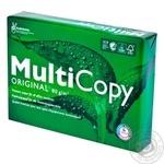 Папір для друку MultiCopy 80г/м2 500аркушів