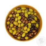 Оливки асорті ваг