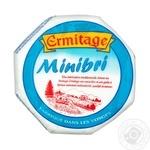 Сыр Ermitage Мини Бри 60% 250г - купить, цены на МегаМаркет - фото 1