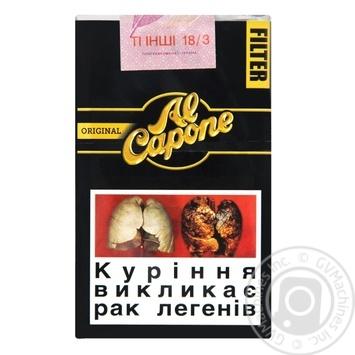 Cigars Al-capone 25g - buy, prices for Furshet - image 1