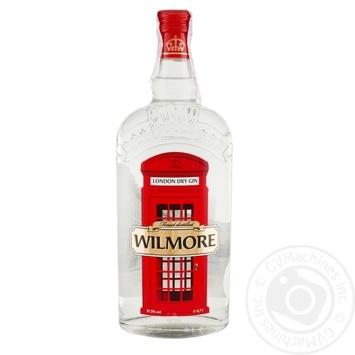 Джин Wilmore 37,5% 0,7л - купити, ціни на МегаМаркет - фото 1