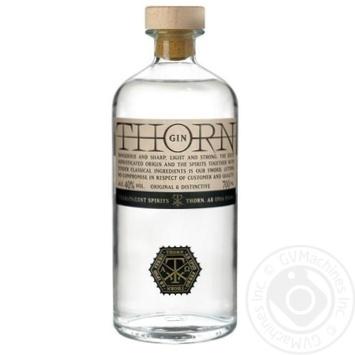 Джин Thorn 40% 0,7л - купить, цены на Novus - фото 1