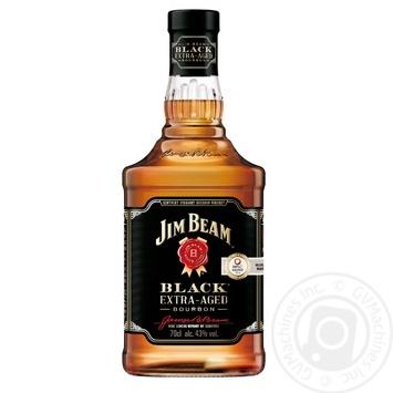 Whiskey Jim beam 43% 700ml Usa - buy, prices for Novus - image 1