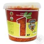 Морква Вовка-Морковка салат по-корейски 1кг