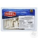 Кільця кальмара, NIGEL, пакет 500 г
