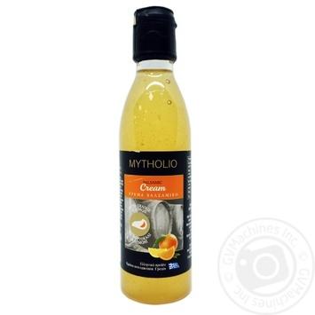 Соус бальзамічний Mytholio з апельсиновим та лимоним соком 250мл