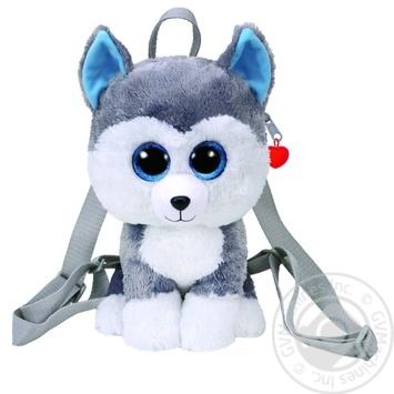 Рюкзак іграшка TY Gear Хаскі Slush - купити, ціни на Novus - фото 1