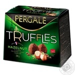 Pergale Truffles Hazelnut Candies 200g