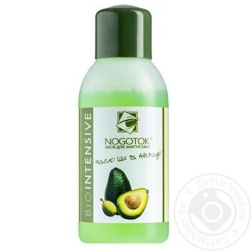 Nogotok Shea Butter and Avocado Nail Polish Remover 100ml - buy, prices for Novus - image 1