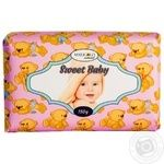 Marigold natural Sweet Baby Solid Toilet Soap 150g