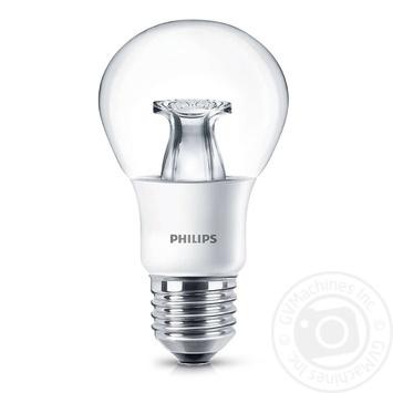 Лампа Philips LED 7W-55W E27 тепле світло - купить, цены на Novus - фото 1