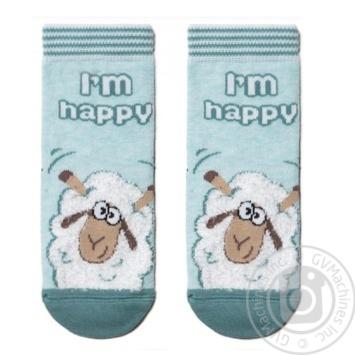 Шкарпетки дитячі Tip-Top Conte Kids 18С-267СП, розмір 20, 423 блідо-бірюзовий - купити, ціни на Novus - фото 1