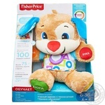 Fisher-Price Smart Puppy with Smart Stages Technology Educational Toy rus