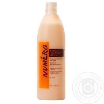 Шампунь для відновлення волося з екстрактом вівса Brelil Numero 1л - купити, ціни на Novus - фото 1