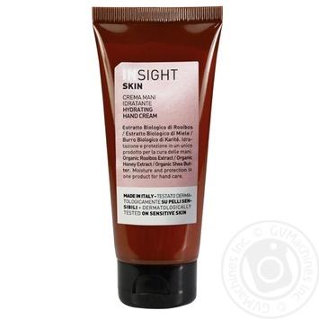Крем Insight skin увлажняющий для рук 75мл - купить, цены на Novus - фото 1