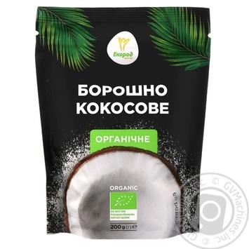Ecorod Flour coconut 200g - buy, prices for Novus - image 1