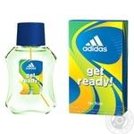 Eau de toilette Adidas Get ready for man 50ml - buy, prices for Novus - image 1