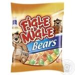 Конфеты жевательные Figle Migle Мишки 80г
