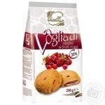 Cookies Piselli with berries 250g