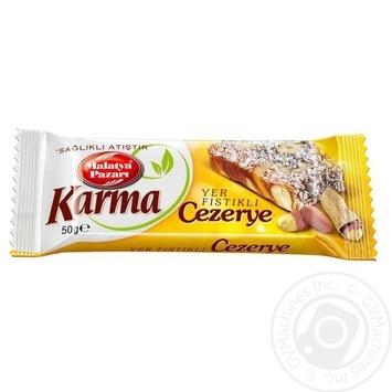 Cezerye Malatya pazari Karma peanuts 50g Turkey - buy, prices for Novus - image 1