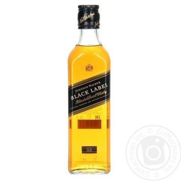 Johnnie Walker Black Lable Old Scotch Wiskey - buy, prices for Novus - image 1