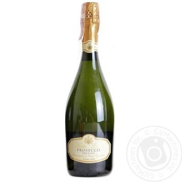 Porta Leone Prosecco Extra Dry Treviso DOC white sparkling wine 11% 0,75l - buy, prices for Novus - image 1