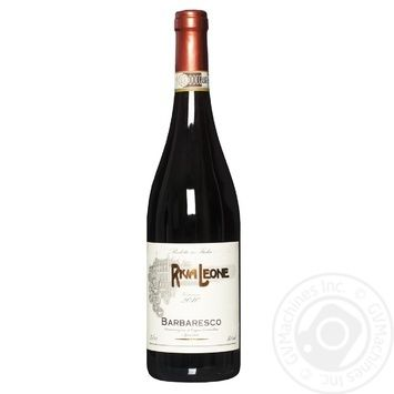 Riva Leone Barbaresco DOCG red dry wine 13,5% 0,75l - buy, prices for Novus - image 1