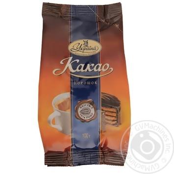 Sribnyi Yarlyk Cocoa Powder - buy, prices for MegaMarket - image 1