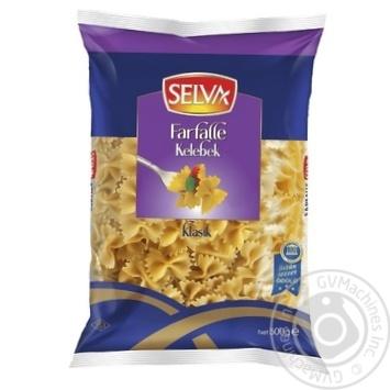 Макаронные изделия Selva Фарфалле 500г