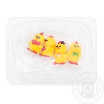 Декор кондитерский Добрик Веселые цыплята 19г - купить, цены на ЕКО Маркет - фото 2