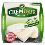 Сыр Cremd'or 60% 125г