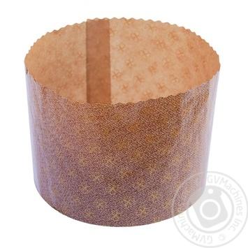 Паперова форма для великодньої випічки (90*85) - купить, цены на Novus - фото 1